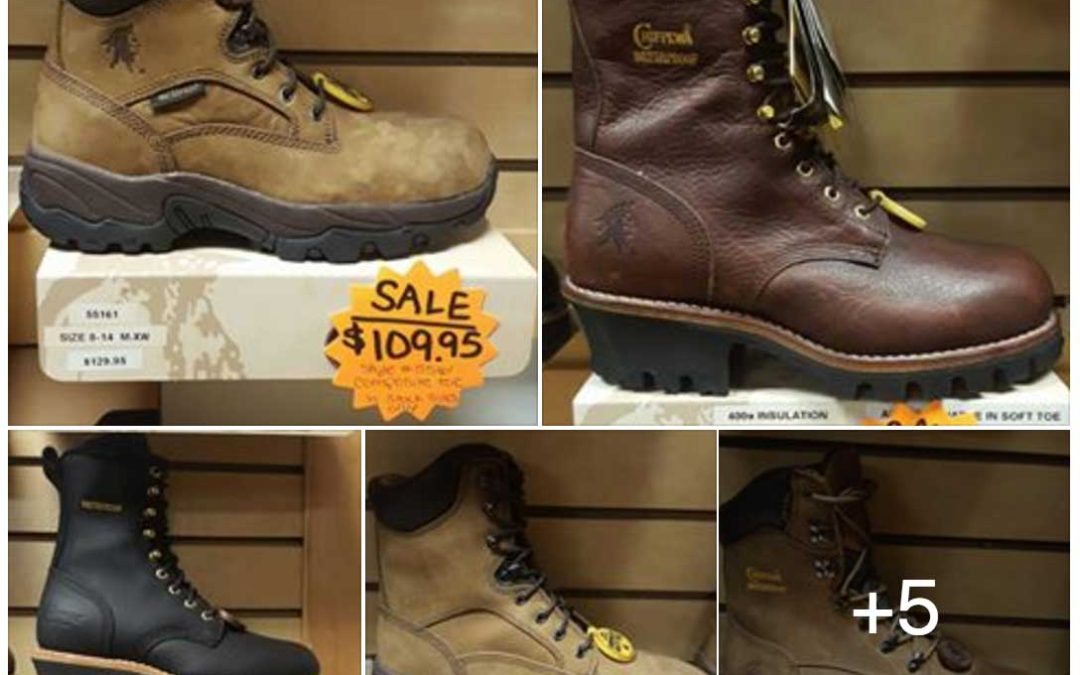 $20 Off Selected Chippewa Boots
